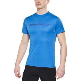 Dynafit Traverse Maglietta a maniche corte Uomo blu